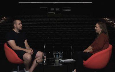 """Wywiad: """"Mam dosyć hiphopowych krojów"""", prowadzi MaggyMoroz."""